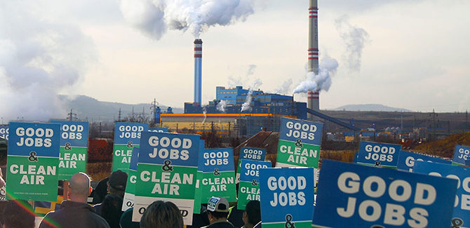 Image result for climate jobs